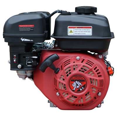 6.5HP Gas Engine | 6:1 Gear Reduction | Gear Reduction Motor